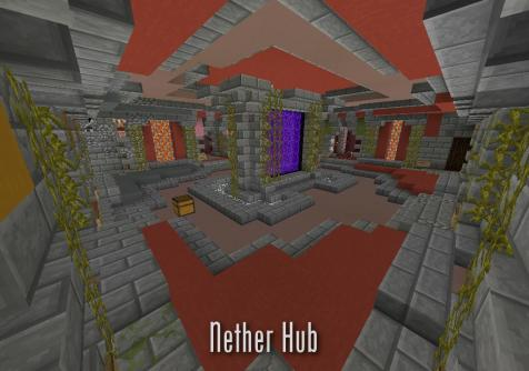 Nether hub (nether side)