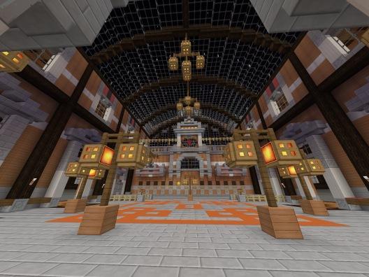 77th Grand Central Station Interior