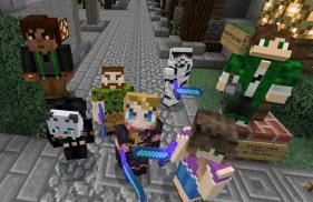 Meet up in spawn