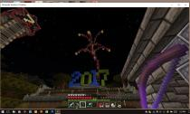 Celebrating the new year on the 77th