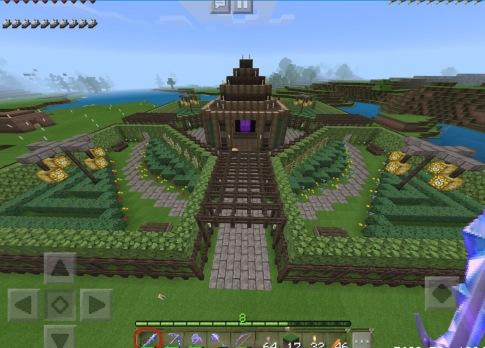 Rabbit Manor Portal