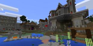 my build Misty Mountain