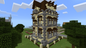 My Build Victorian