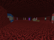 Nether Hub as a work in progress